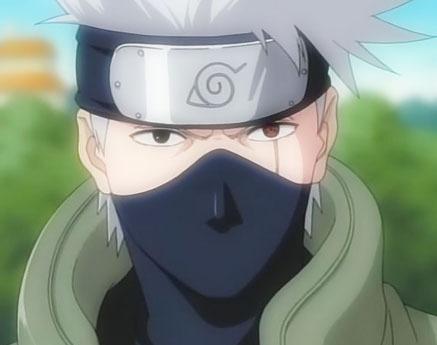 Kakashi Hatake • Naruto • Absolute Anime
